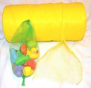 Купить пластиковую упаковочную сетку в Москве от компании «Оптимальное соотношение».