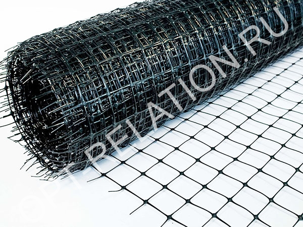 Сетка для армирования бетона пластиковая купить марка керамзитобетона и плотность